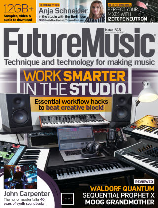Future Music Issue 336