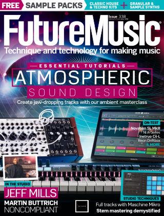 Future Music Issue 338