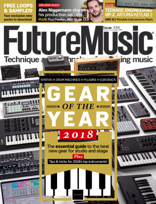 Future Music Issue 339
