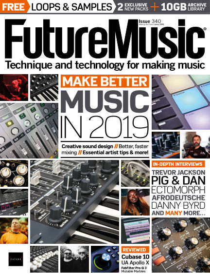 Future Music January 10, 2019 00:00