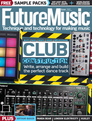Future Music Issue 342