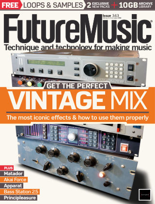 Future Music Issue 343
