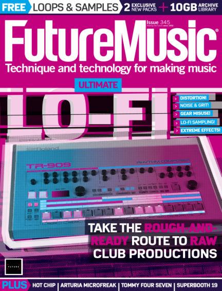 Future Music May 30, 2019 00:00