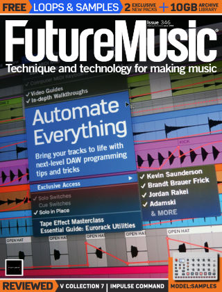 Future Music Issue 346