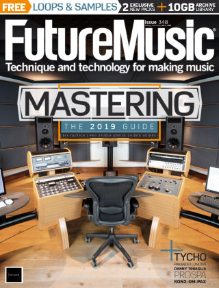 Future Music Issue 348