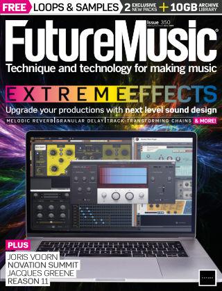 Future Music Issue 350