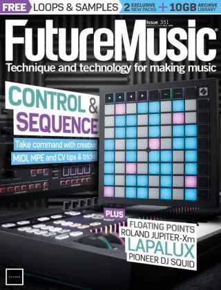 Future Music Issue 351