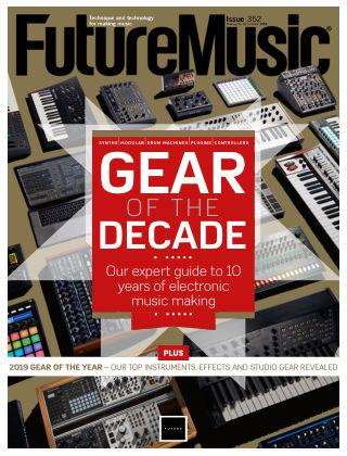 Future Music Issue 352