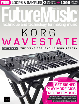 Future Music Issue 353