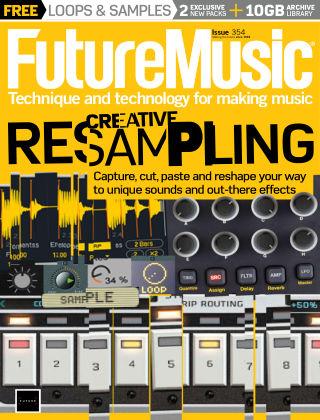 Future Music Issue 354