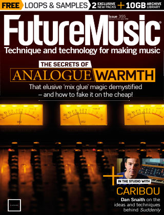 Future Music Issue 355