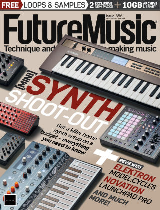 Future Music Issue 356