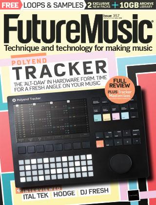 Future Music Issue 357