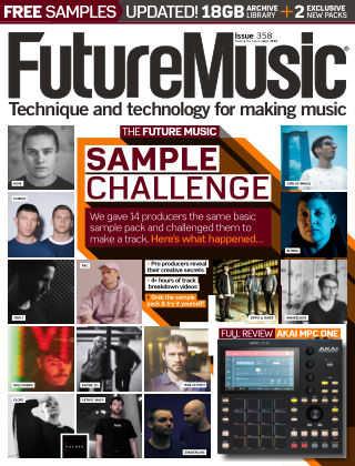 Future Music Issue 358