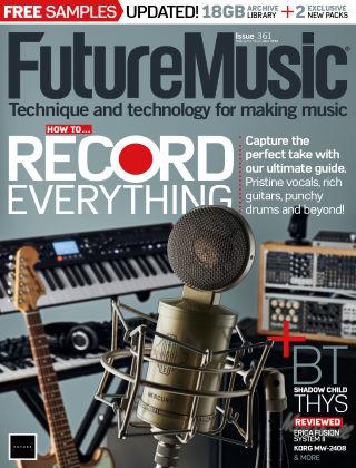 Future Music Issue 361