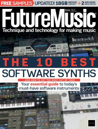 Future Music Issue 363