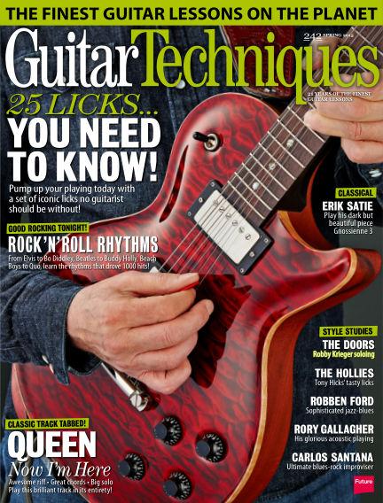 Guitar Techniques March 20, 2015 00:00