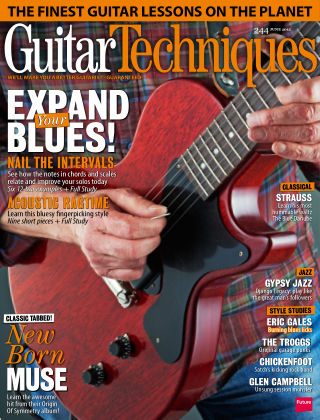 Guitar Techniques June 2015