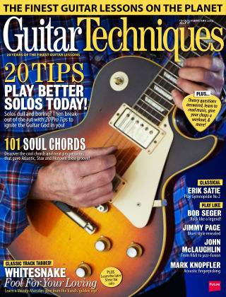 Guitar Techniques February 2014