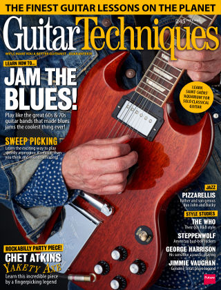 Guitar Techniques July 2015