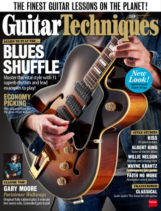Guitar Techniques November 2015