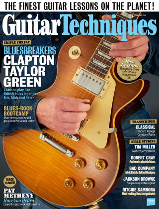 Guitar Techniques January 2016