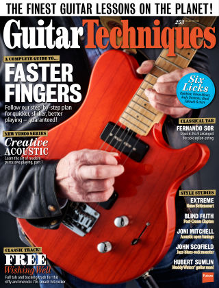 Guitar Techniques March 2016