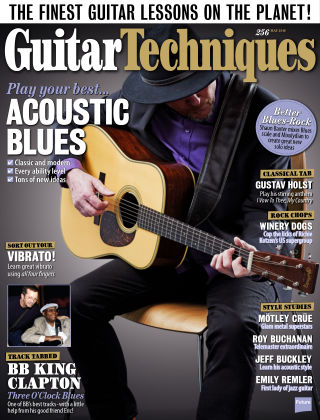 Guitar Techniques May 2016