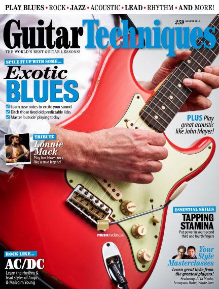 Guitar Techniques July 06, 2016 00:00