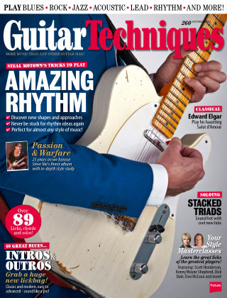 Guitar Techniques September 2016