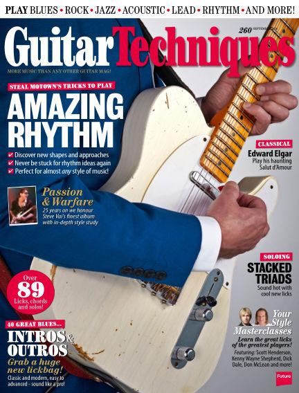Guitar Techniques August 03, 2016 00:00