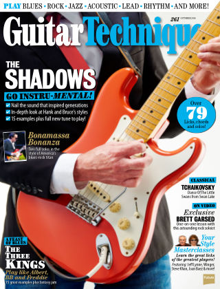 Guitar Techniques October 2016