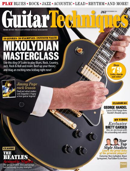 Guitar Techniques September 28, 2016 00:00