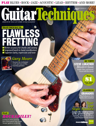 Guitar Techniques December 2016