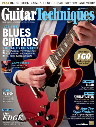 Guitar Techniques April 2017