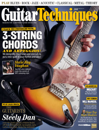 Guitar Techniques Spring 2017