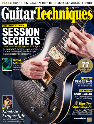 Guitar Techniques Jun 2017