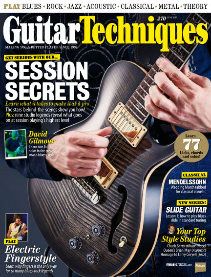 Guitar Techniques May 10, 2017 00:00
