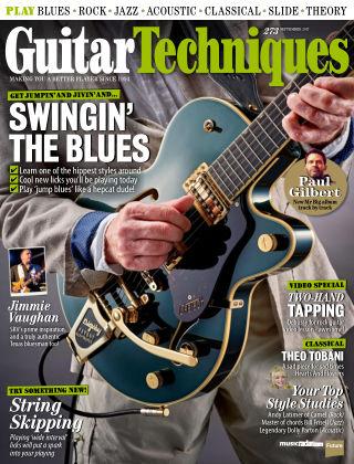 Guitar Techniques Sep 2017