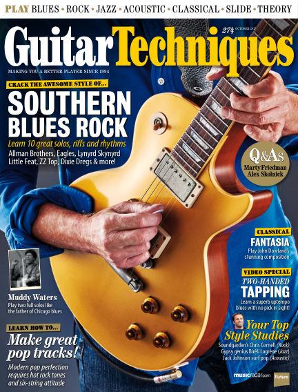 Guitar Techniques August 30, 2017 00:00