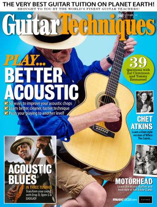 Guitar Techniques Sep 2018