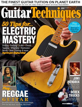 Guitar Techniques Nov 2018