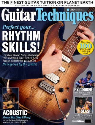 Guitar Techniques Dec 2018