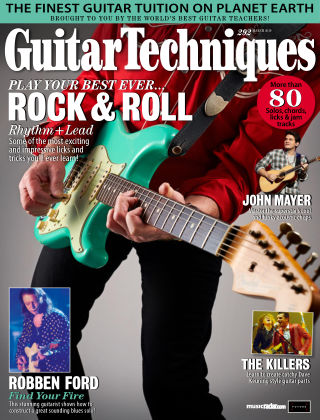 Guitar Techniques Issue 292