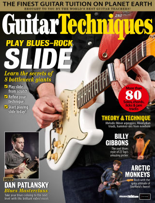 Guitar Techniques Issue 293