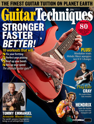 Guitar Techniques Issue 294