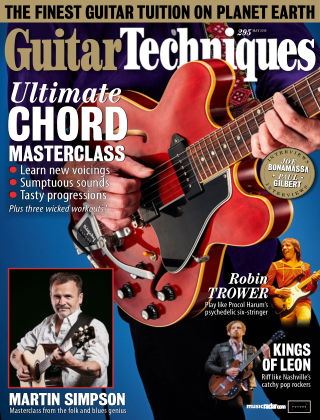 Guitar Techniques Issue 295