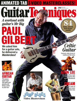 Guitar Techniques Issue 296