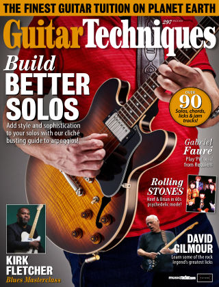 Guitar Techniques Issue 297