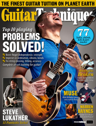 Guitar Techniques Issue 298